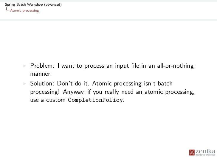 Custom file writer spring batch
