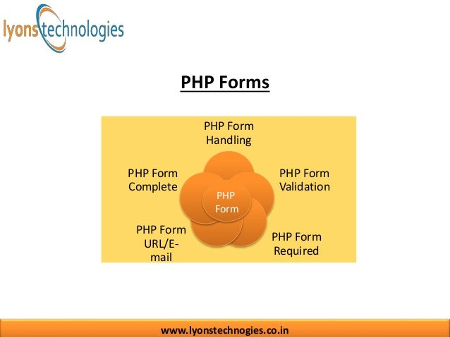 Best PHP Training in Chandigarh and Mohali - Lyons Technologies