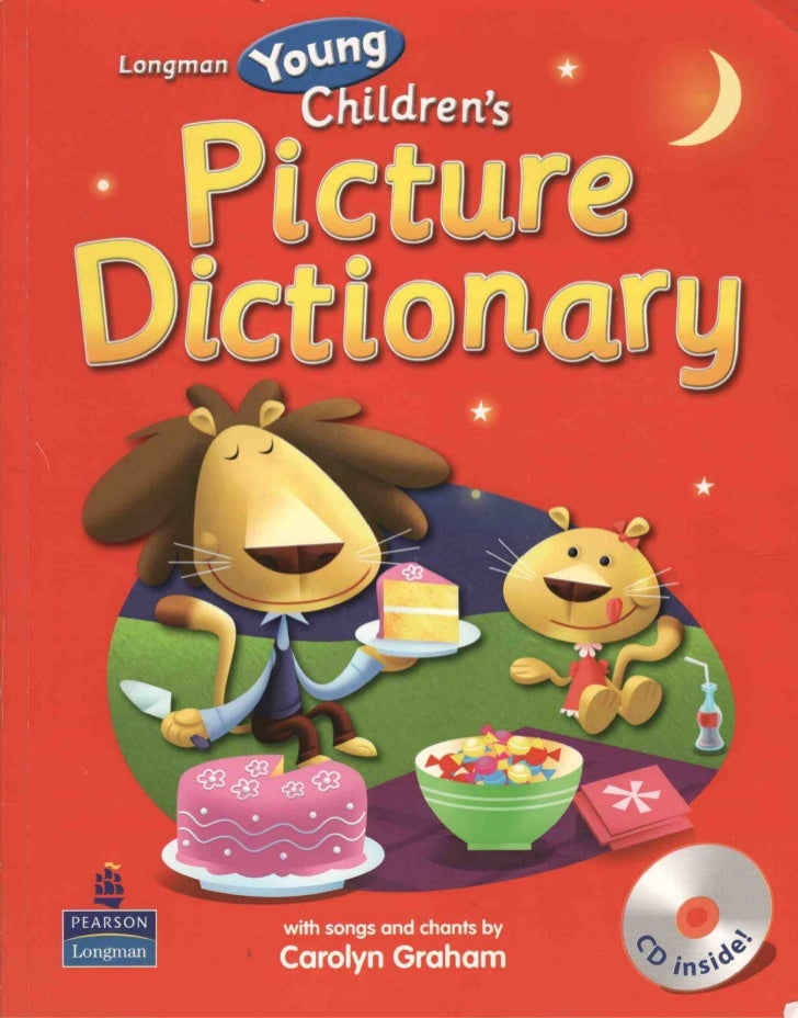 Children 39 s picture dictionary for One dictionary