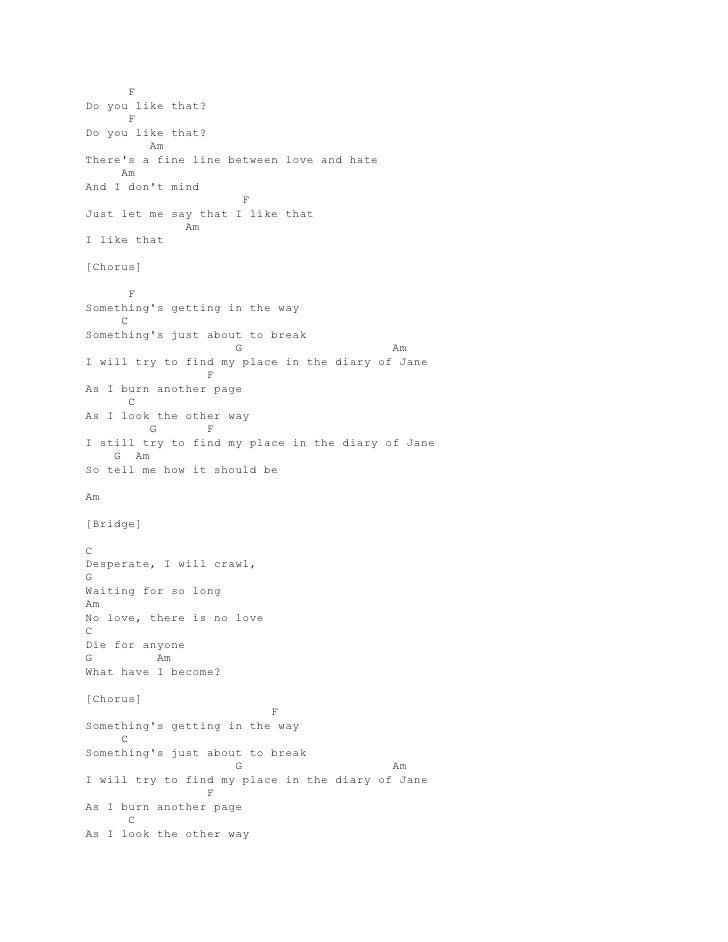 Lyric And Chord Guitar Breaking Benjamin