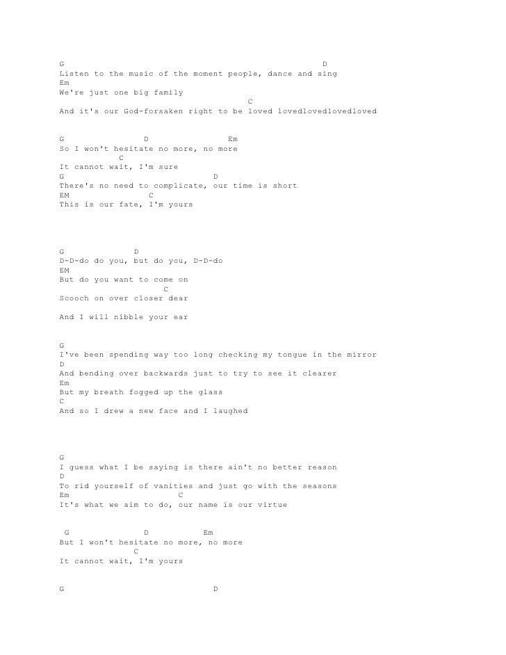Lyric lyrics to family of god : Lyric and chord guitar jason mraz