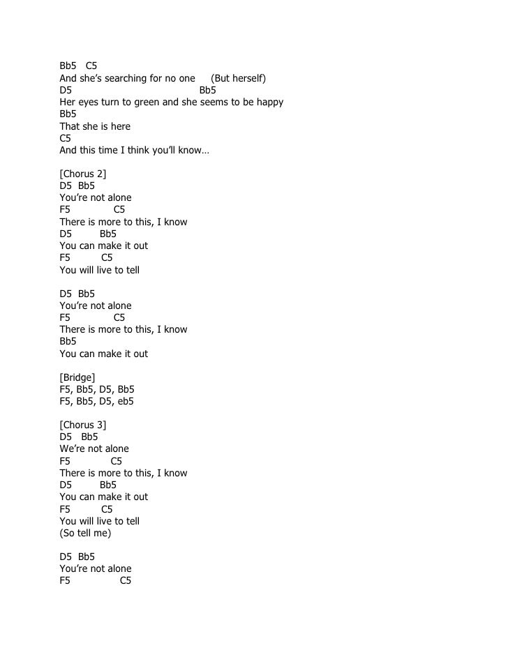 Old Fashioned You Alone Chords Inspiration Basic Guitar Chords For