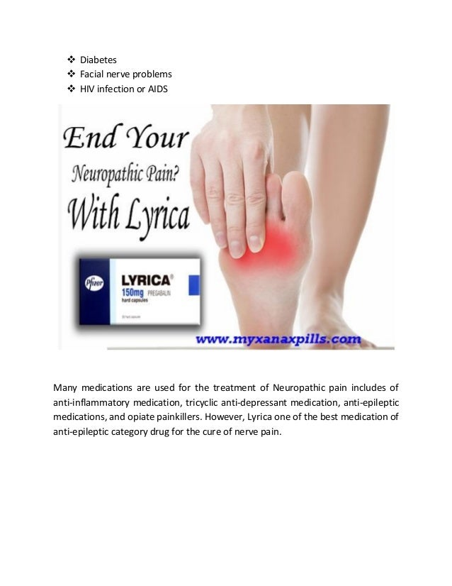 Buy Lyrica 75mg & 150mg Generic (Pregabalin) online from@Myxanaxpill…