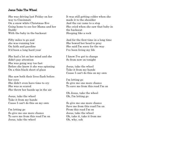 Lyrics driving home for christmas
