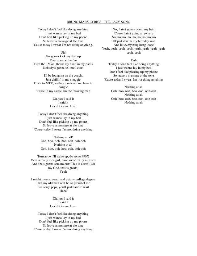 Bruno Mars Love Song Lyrics Www Picsbud Com