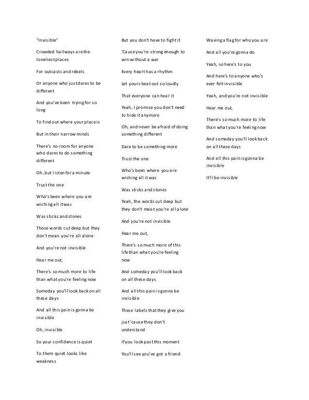 Is anybody home lyrics