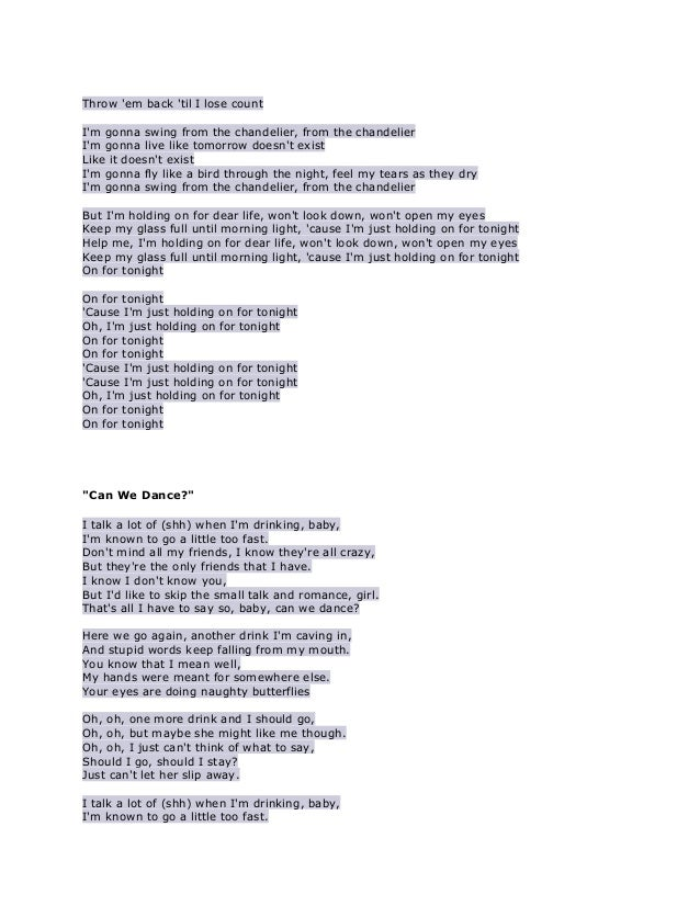 You And I Are Gonna Be Friends Lyrics