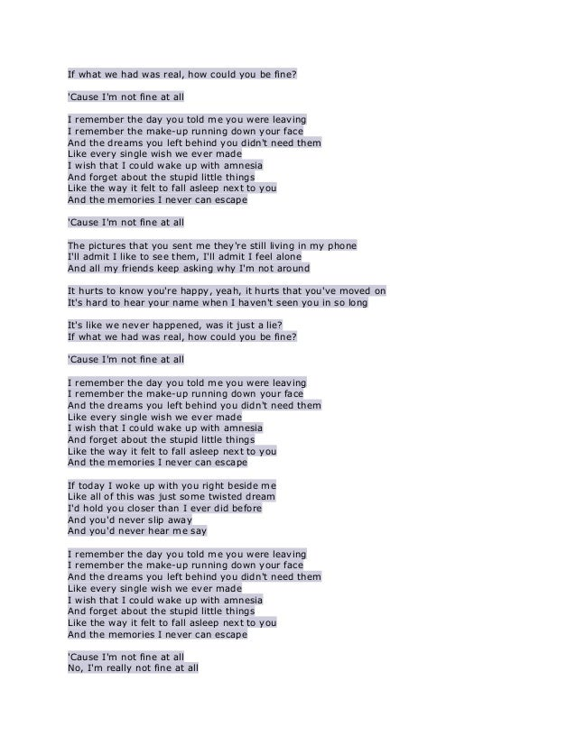 We re on our way home lyrics
