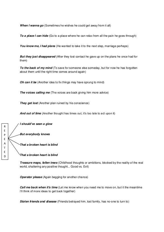Lyric if you go away lyrics : Lyrics breakdown / Track Analysis