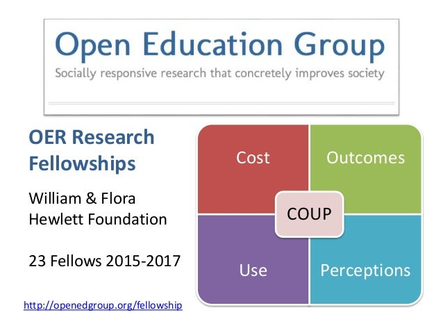 Research on Open Educational Resources & Open Textbooks from BC, Canada Slide 2