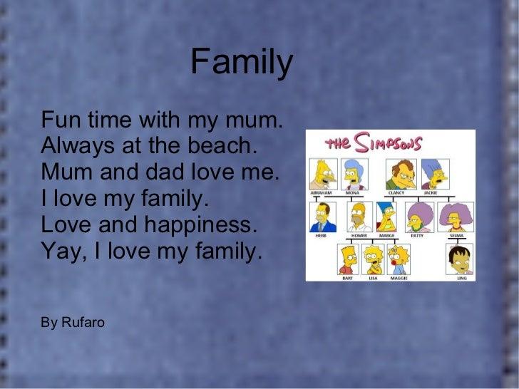 i love my children poems - photo #11