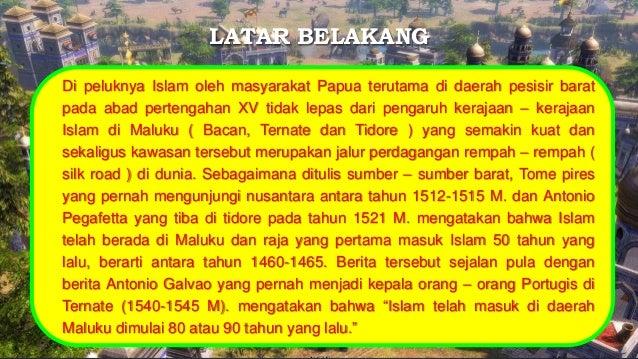 fakfak muslim Aksi ini digagas agar tercipta nuansa sekaan-akan umut muslim di kabupaten fakfak sedangkan ketua pc nahdlatul ulama kabupaten fakfak, ali hindom.
