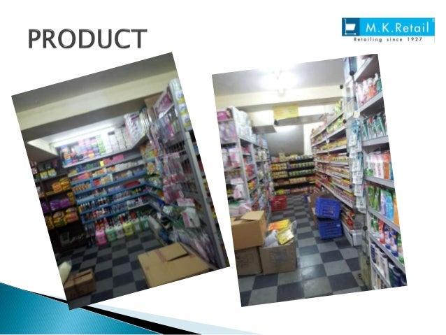 M.K. Retail Bangalore - Retail Marketing