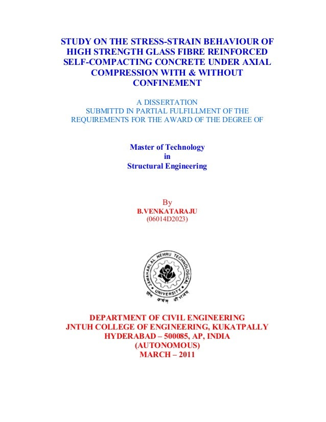 thesis on transportation engineering