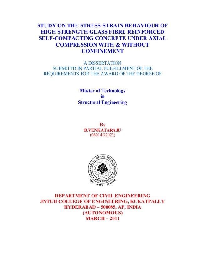 jntuh phd thesis