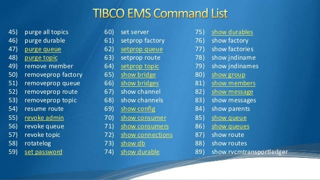 tibco admin There is a common topic that many of you ask me about and it's about how to implement security with the tibco bw processes i explained in different post how to.