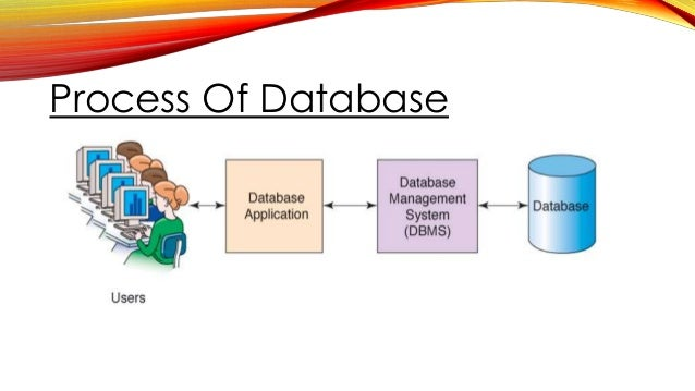 Role Of Database Management In Information Systems