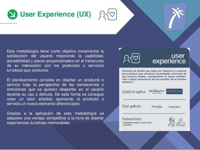 User Experience (UX) *teniendo en cuenta s�lo los que han invertido Esta metodolog�a tiene como objetivo incrementar la sa...