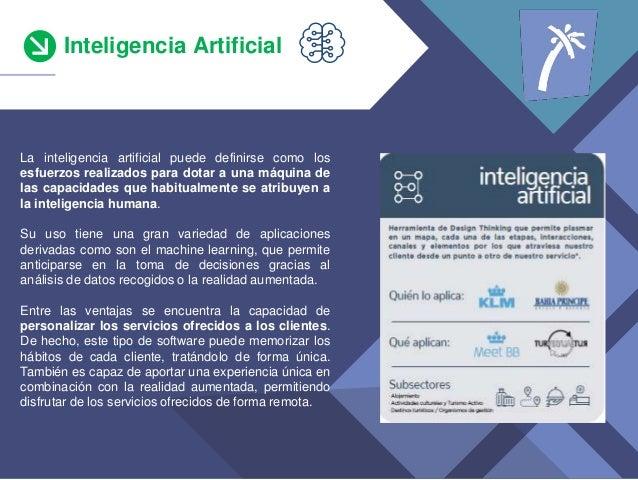 Inteligencia Artificial *teniendo en cuenta s�lo los que han invertido La inteligencia artificial puede definirse como los...