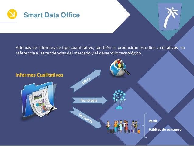 Smart Data Office Adem�s de informes de tipo cuantitativo, tambi�n se producir�n estudios cualitativos en referencia a las...
