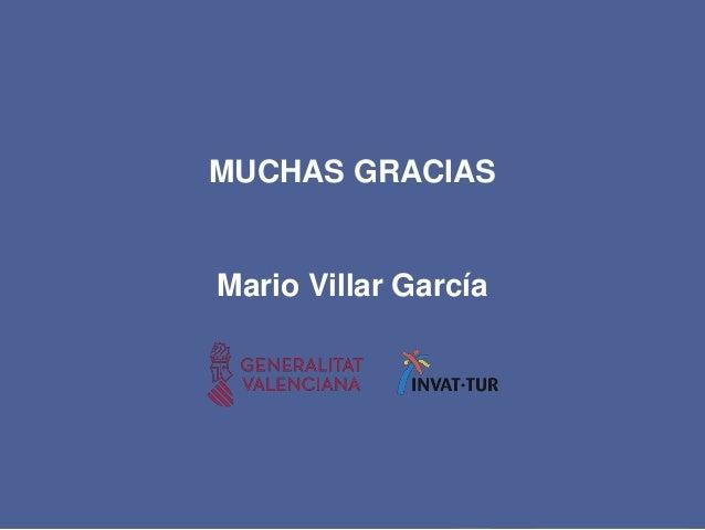 MUCHAS GRACIAS Mario Villar Garc�a