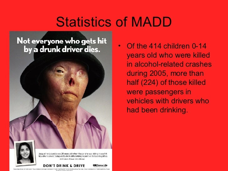 essays on mothers against drunk driving