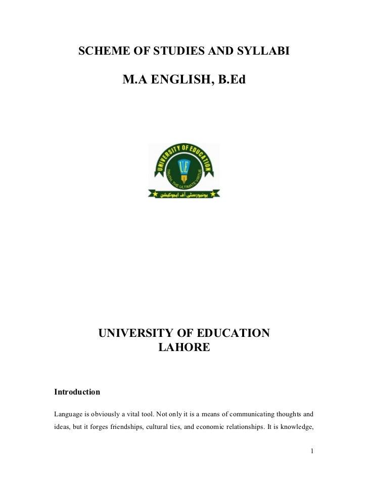 M.a english, b.ed (f)