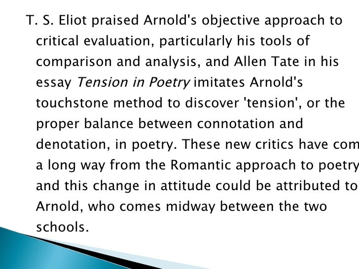 t.s. eliot critical essays Immediately download the t s eliot summary, chapter-by-chapter analysis, book notes, essays, quotes, character descriptions, lesson plans, and more - everything you need for studying or.