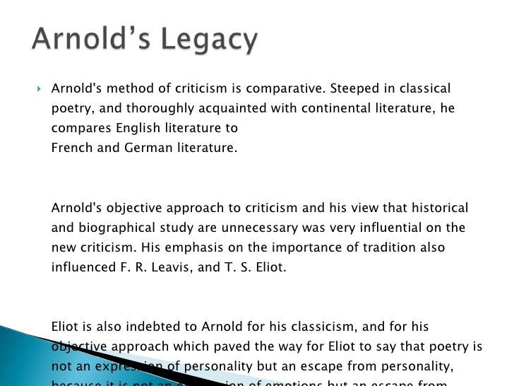 an analysis of matthew arnolds evaluation of popular romantic poets Browse through matthew arnold's poems and quotes 63 poems of matthew arnold still i rise, the road not taken, if you forget me, dreams, annabel lee although remembered now for his elegantly argued critical essays, matthew arnold (1822-1888) began.