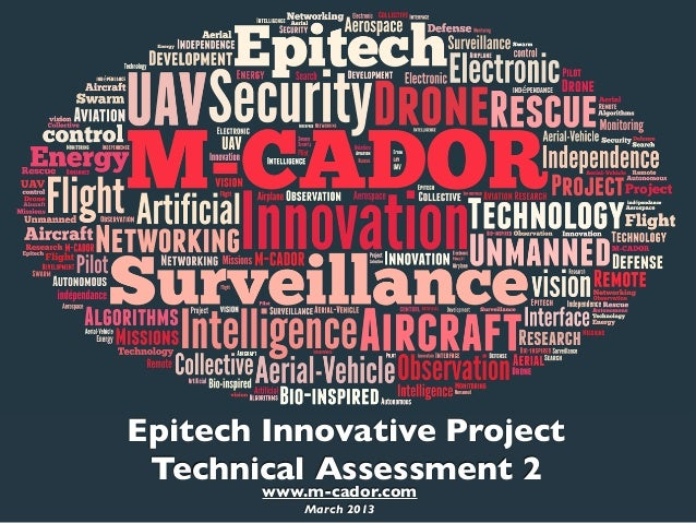 Epitech Innovative Project Technical Assessment 2        www.m-cador.com            March 2013