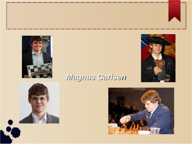 Magnus CarlsenMagnus Carlsen