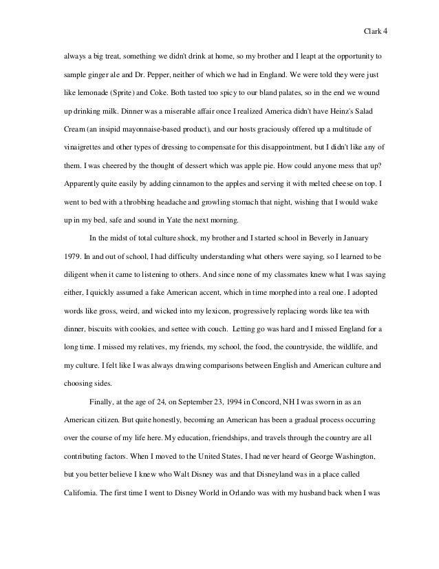 college essay about moving