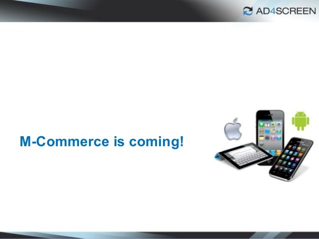 1M-Commerce is coming!