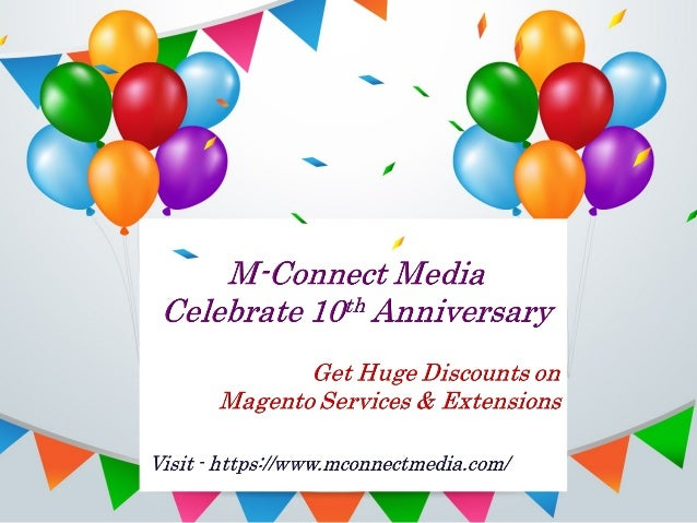 About M-Connect Media M-Connect started its journey with Magento i.e. in 2008. Magento has been a prime focus in its initi...