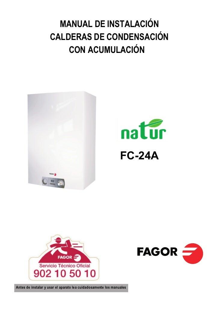 M instalacion fc 24 a servicio tecnico fagor for Servicio tecnico fagor granada