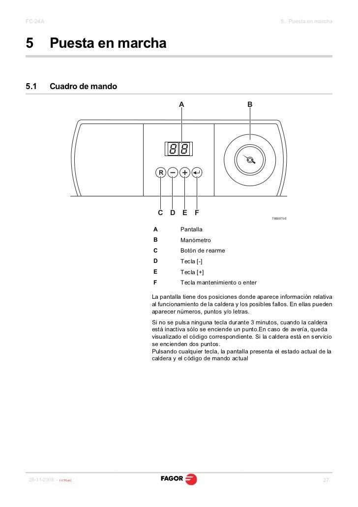 Caldera se enciende sola cheap top termostatos modulantes for Servicio tecnico roca pontevedra