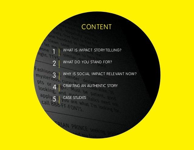 Impact Storytelling - PR for Social Enterprises Slide 2