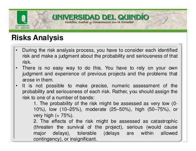 risk assessment analysis on arcdem engineering The responsible for this phase is their executive secretary on the direct orders from the general manager third phase is personnel training, they provide a full.
