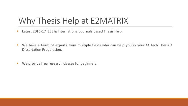 Thesis help services in jalandhar