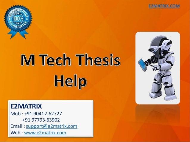 Thesis help in jalandhar