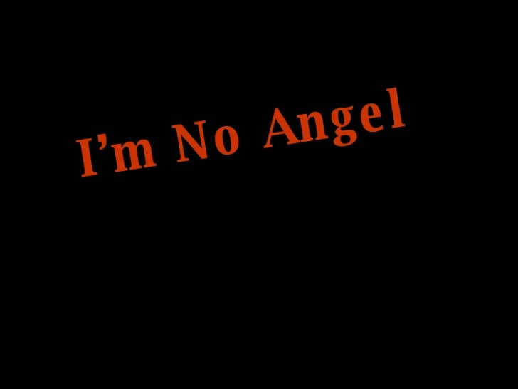 相簿 I'm No Angel