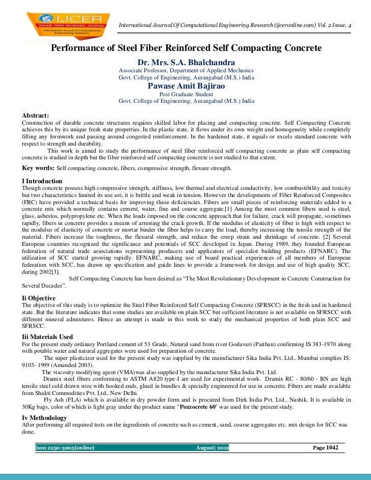 International Journal Of Computational Engineering Research (ijceronline.com) Vol. 2 Issue. 4            Performance of St...