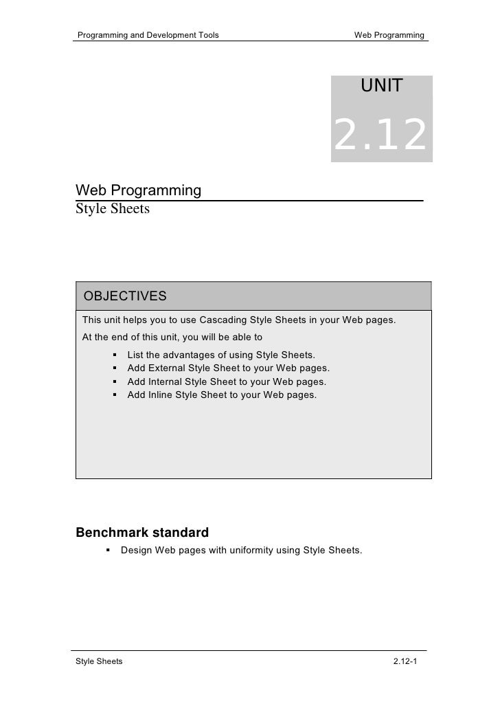 Programming and Development Tools                            Web Programming                                              ...