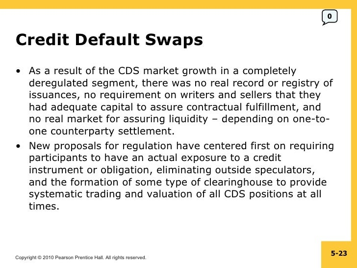 credit default swap counterparty and systematic What is 'credit default swap - cds' a credit default swap is a particular type of swap designed to transfer the credit exposure of fixed income products between two.