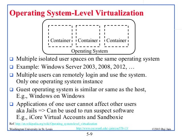 operating system virtualization essay Research paper on desktop virtualization the term usually refers to platform virtualization ie computer or operating system virtualization 1-877-28-essay.