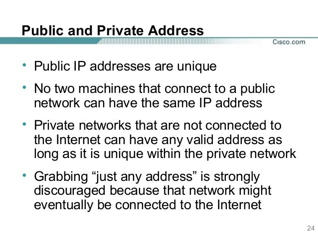 What Is My Public IP Address?
