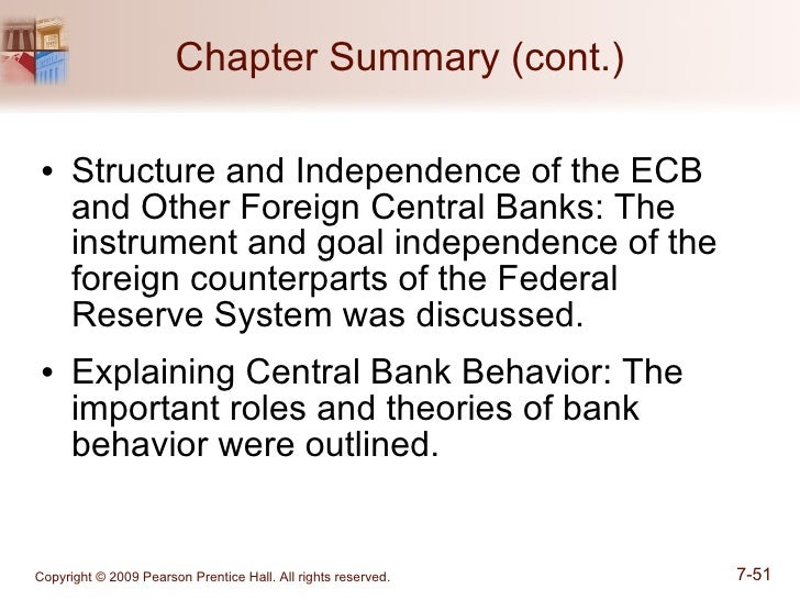 central banks and monetary policy essay The current economic crisis has seen a variety of tools used to avert catastrophe,  monetary policy being one of them however, central banks are limited in how.