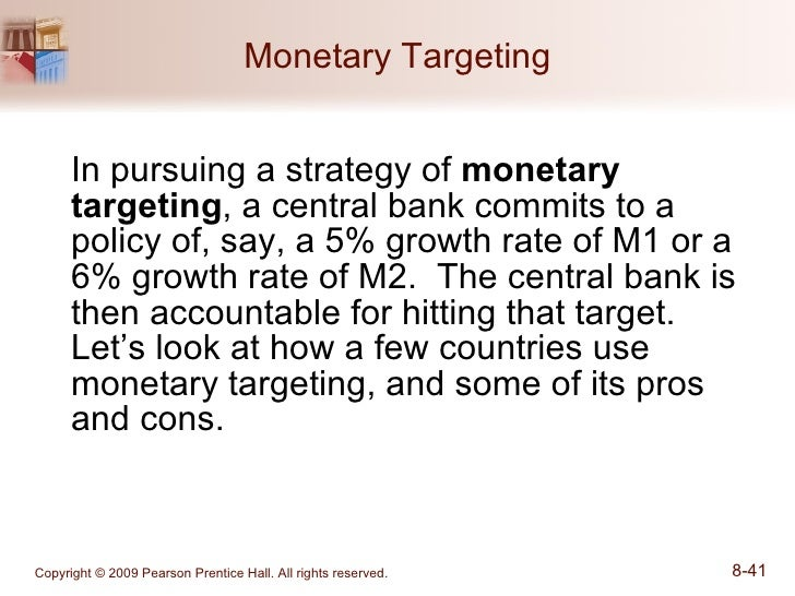 the goals of a monetary policy What is monetary policy - definition and achieve your study goals faster definition of monetary policy monetary policy consists of the decisions made by a.