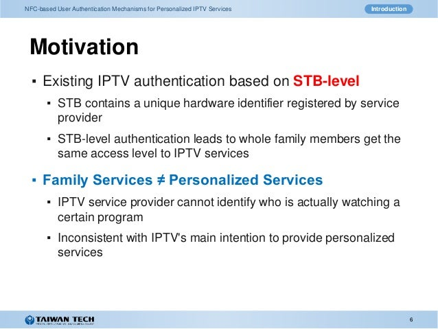 NFC-based User Authentication Mechanisms for Personalized