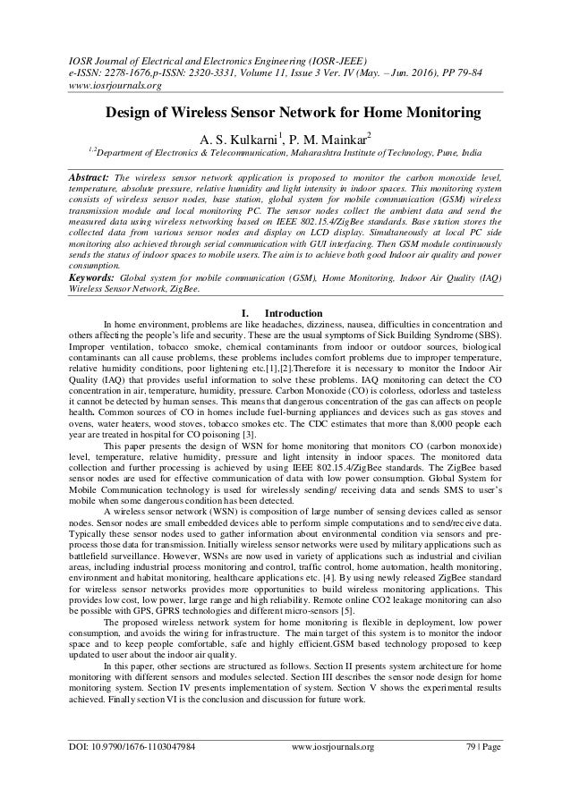 IOSR Journal of Electrical and Electronics Engineering (IOSR-JEEE) e-ISSN: 2278-1676,p-ISSN: 2320-3331, Volume 11, Issue 3...
